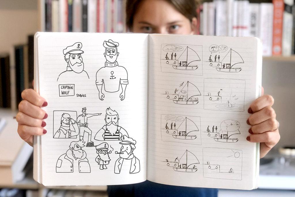 Design Sketching Book